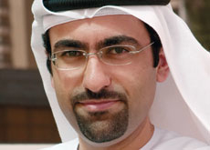 SUCCESS: Rashed Al Ansari sees demand for Dubai Industrial City space spurring growth.