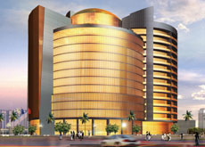 GOLD STANDARD: Earth Developers' Atrium Gold Standard project will invite bids this week.
