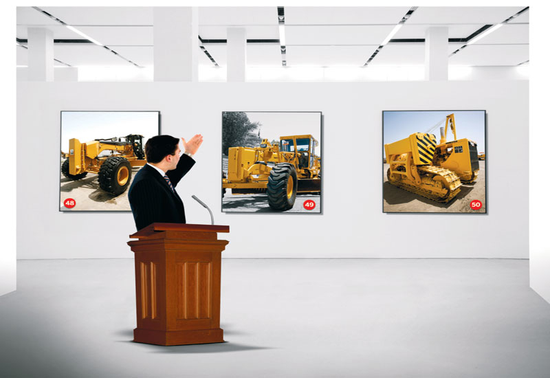 CW looks at the benefits of buying and selling construction equipment at an auction.