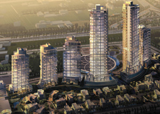 construction_week/2008_02_09/Acacia_thumb.jpg - DONE DEAL: Al Habtoor Engineering will take on the task of building two towers in the Acacia Avenues p