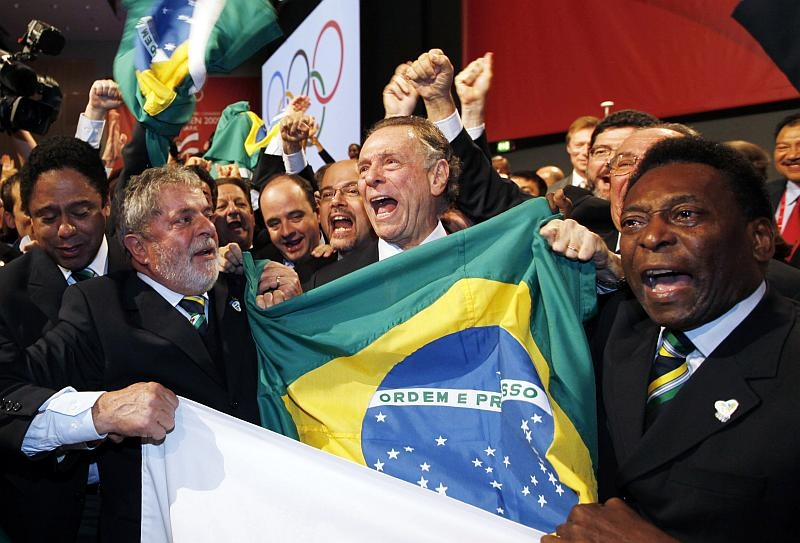 Rio's victory to host the 2016 Olympics should prove an incentive for contractors