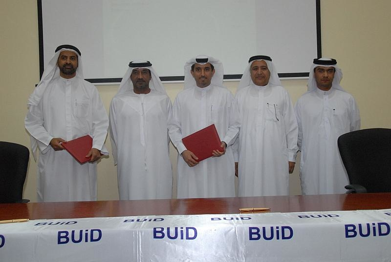 The course was launched under the patronage of Sheikh Ahmed Bin Saeed Al Maktoum