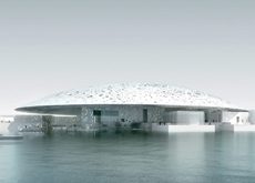 The Louvre Abu Dhabi, the first outside France, will be built on Saadiyat Island.