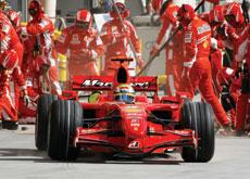 A Ferrari Theme Park will be on Yas Island.