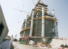 Sky Tower is part of Al Reem Island