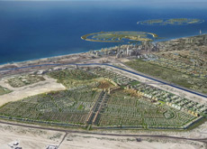Khansaheb's US $272 million contract includes the completion of all infrastructure works for phase one of Nakheel's Al Furjan.