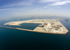 Dubai Maritime City is currently in the final stages of construction.