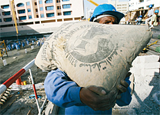 Set for the future: FLSmidth has signed a deal to operate and maintain a cement plant in Egypt.