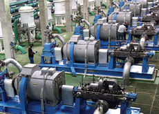 TURN ON: Dewa has awarded six contracts for power and desalination plants in the area.