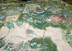 Dubailand is scheduled for its phase one opening in less than three years.