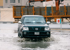 January's rainfall caused several sites to stop work due to travel problems of operatives.