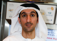 DMC executive director Mohamed Almulla. (ITP Images)