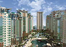 New contractor appointed: Al Hamad Construction & Development will take over construction on the Marina West development.
