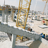Around 85% of the infrastructure works for Dubai Sports City are almost complete; the entire package is due to be finished in October 2007