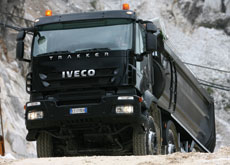 New Trakker looks similar to her predecessor but in the cab and underneath it is an all-new vehicle.