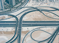 he RTA's plan includes nine new ring roads and 95 interchanges across the emirate