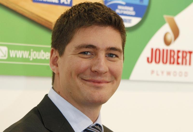 Joubert general manager Michael Geoffroy