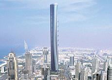 Enabling awarded for job: Dubai Marina will boast TIH's 120-storey Pentominium tower.