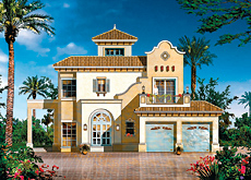 The US $150 million contract is for 295 villas in the final phase of the residential development.