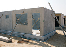 Rising demand may mean that concrete shortages will continue next year