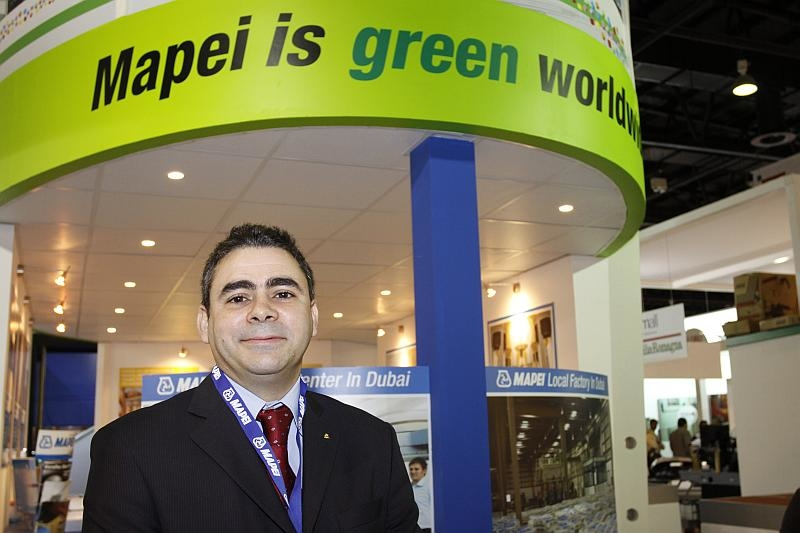Business development manager Laith Haboubi said the company had been very busy in the region
