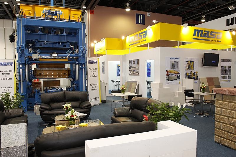Masa has been exhibiting at The Big 5 since the show first began