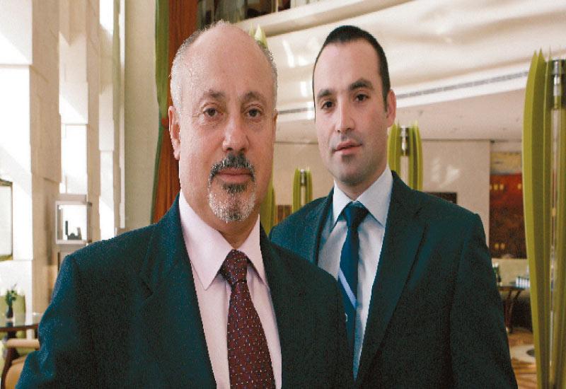 VE Solutions founder Arkady Siterman and director of development Eugene Siterman.
