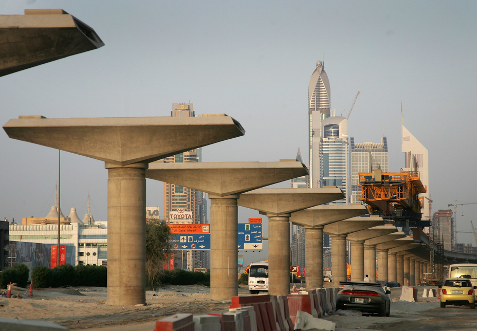 Construction disputes remain a pressing issue across the Middle East [representational image].
