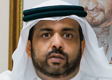 PROTECTING WORKERS: The Dubai Health Authority's HE Qadhi Saeed Al Murooshid.