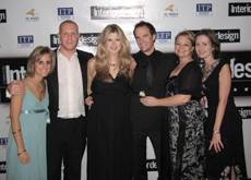 The CID team at the awards.