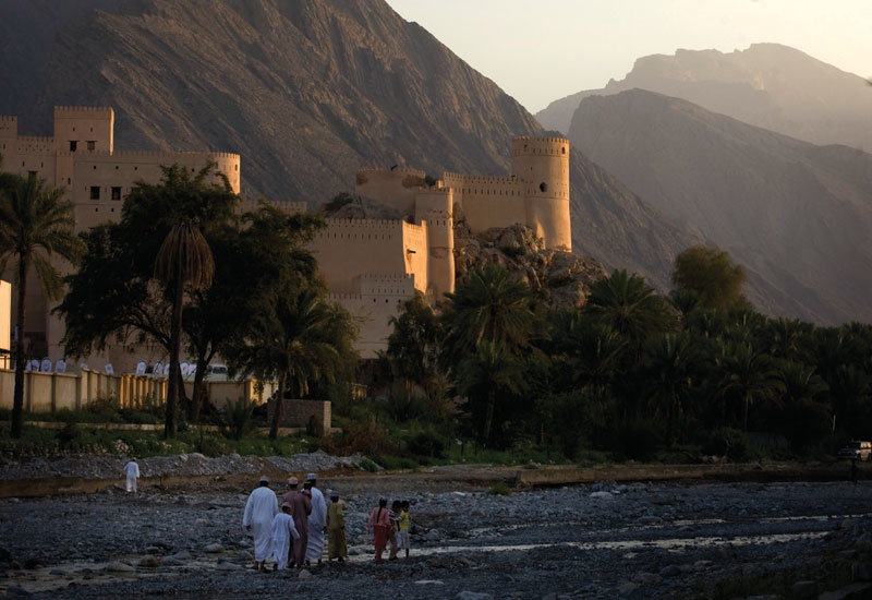 Oman is looking to grow form a steady base.