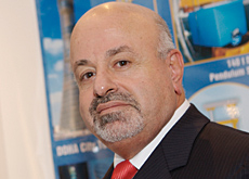 Saleh Hirmas: it is sometimes difficult to convince contractors of the importance of vibration solutions.