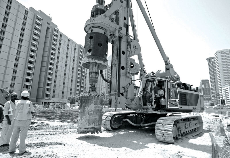 Regional expansion has been necessary for piling contractors looking to take advantage of contracts available in Abu Dhabi and Saudi Arabia.