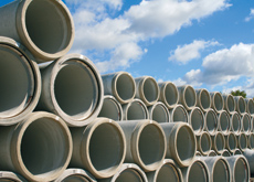Pipes and tubes related companies form a major segment of the ArabPlast exhibition held in Dubai biennially.