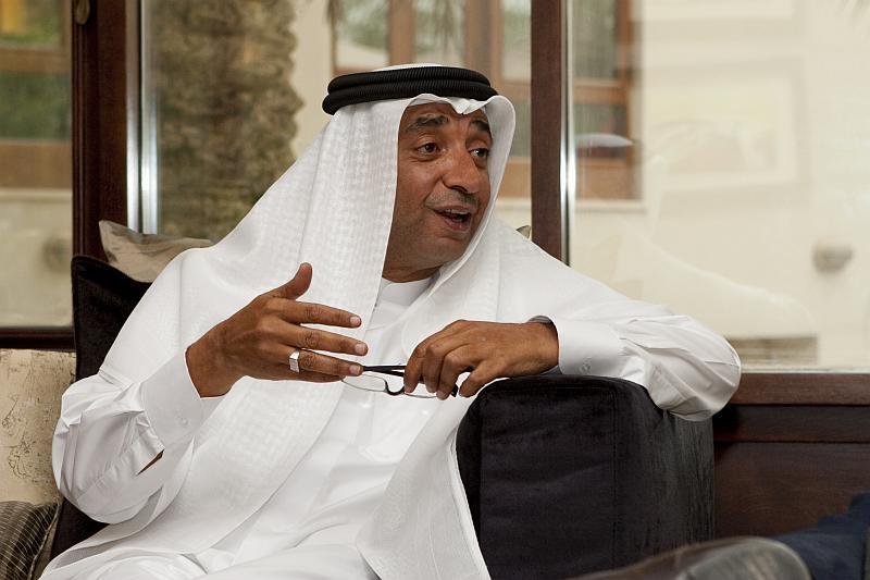 Bahrain contractor's committee head, Samir Nass
