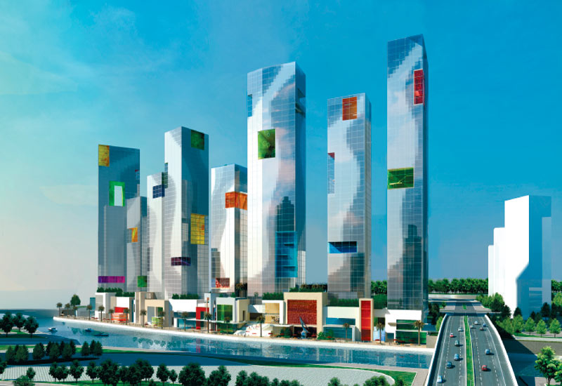 Saraya Abu Dhabi is aiming for completion in 2013.
