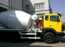 More mixing trucks will soon be on the road in Saudi as Readymix expands.