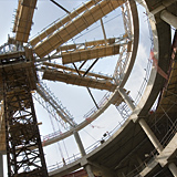 As well as the 1,160 shopping outlets, Dubai Mall will also feature roller coasters, a hydraulically operated fashion catwalk, Olympic-sized ice hocke