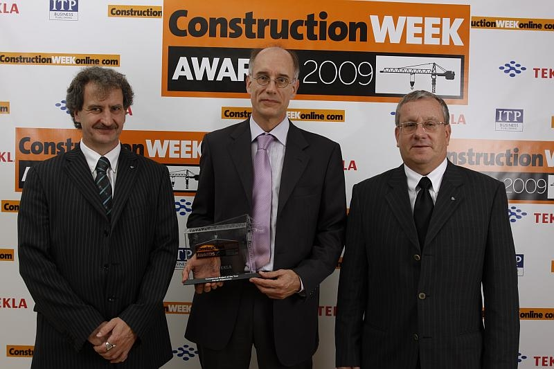 The team from Six Construct