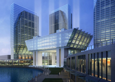 Goettsch Partners to design Abu Dhabi?s Sowwah Square.