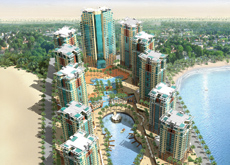 A COOL CONTRACT: Tabreed Bahrain will provide the refrigeration for Marina West.