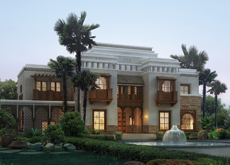 Apart from the golf course, Tiger Woods Dubai will also feature 197 signature villas, mansions and palaces. (Valeriano Handumon/ITP)