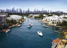 Veneto is a core component of Dubai Waterfront