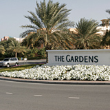Residents in 12 buildings in The Gardens will be unable to renew their leases beyond June of this year, according to the site management.