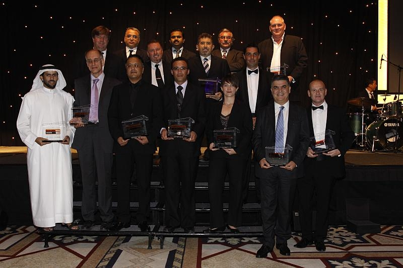 Construction Week Awards: The Winners