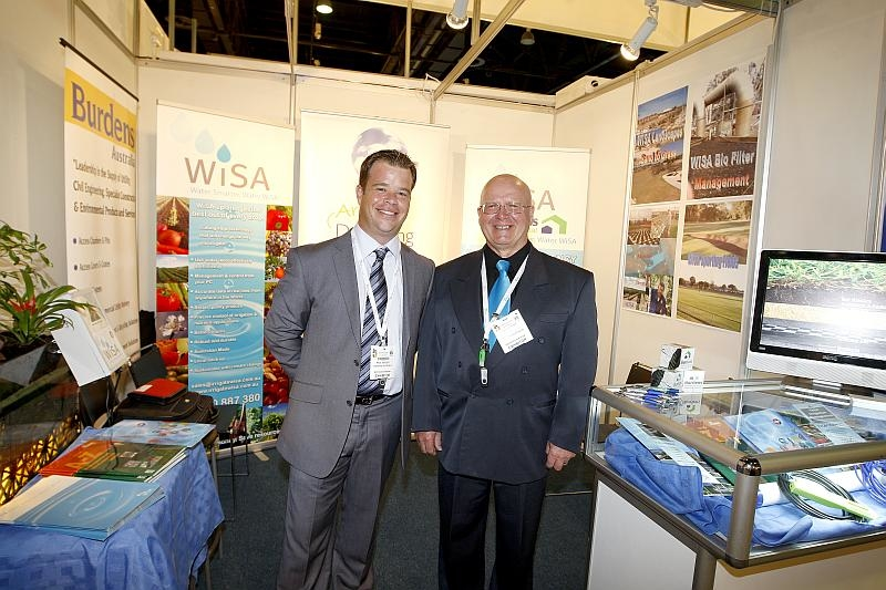 Australian exhibitors say they have much to offer the Middle East