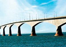 Ecosmart was used on Confederation Bridge