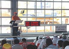 Ritchie Bros. plans to conduct a live heavy equipment auction at its Big 5 PMV exhibition stand this year.