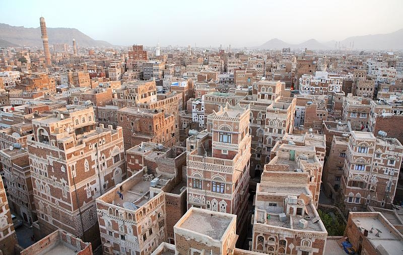 The project is located in the Yemeni capital of Sana'a