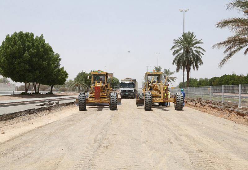 Khalid bin Sultan Road will reopen on Monday, 20 August.